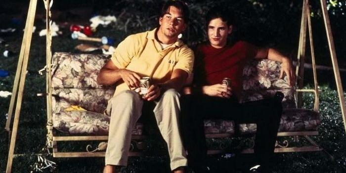 Молодые актеры из старого кино Не могу дождаться, 1998 года