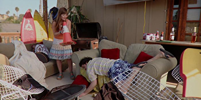 Кадр из фильма 2013 года Пляжная вечеринка