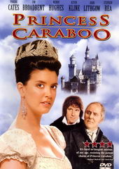 Постер Принцесса Карабу (1994)
