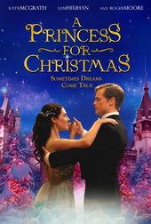 Афиша к сказке Принцесса на Рождество (2011)