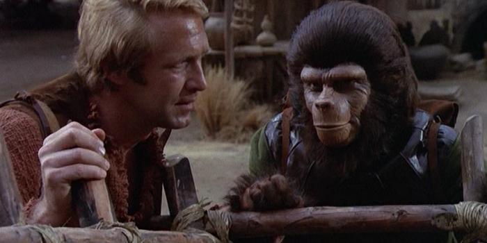 Сериал про планету обезьян