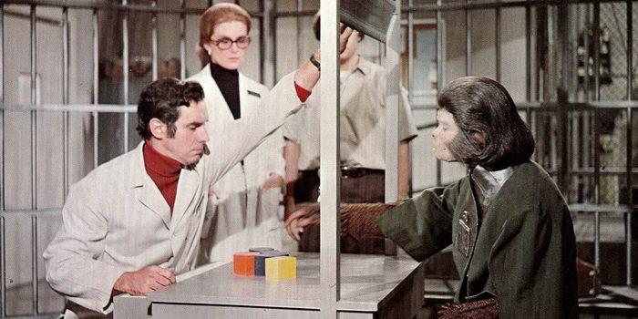 Бегство с планеты обезьян1971 года