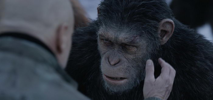 Планета обезьян: Война(2017)