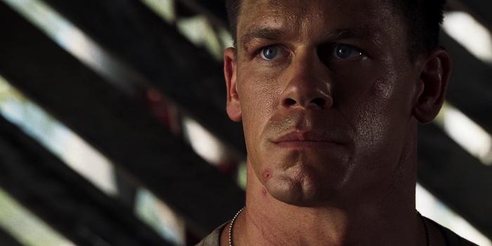Кадр из американского фильма Морской пехотинец (2006)