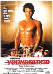 Постер для фильма Молодая кровь (1986)