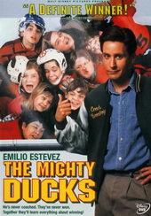 Постер к детскому кино Могучие утята (1992)