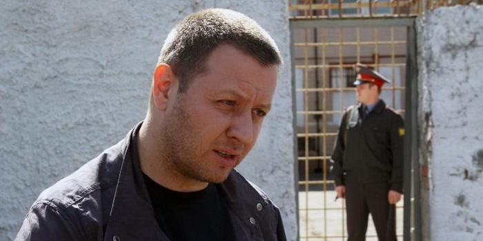 Сцена из российского сериала Карпов (2012)