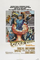 Афише к фильму Суперполицейский (1980)