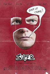 Афиша к комедии Супер (2010)