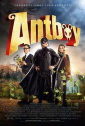 Плакат к фильму Мальчик-муравей (2013)