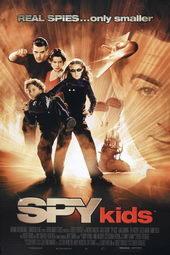 Постер к кино Дети шпионов (2001)