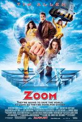 Постер к кинокартине Капитан Зум: Академия супергероев (2006)