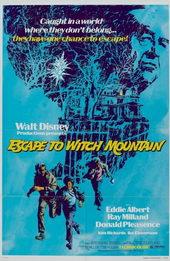 Фото к старому фильму Побег на Ведьмину гору (1975)