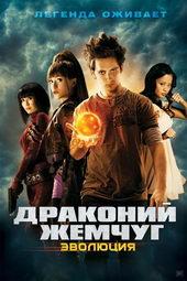 Плакат к фильму Драконий жемчуг: Эволюция (2009)