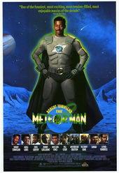Кадр из фантастики Человек-метеор (1993)