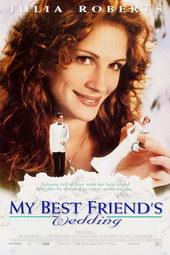 Постер к кинофильму Свадьба лучшего друга (1997)