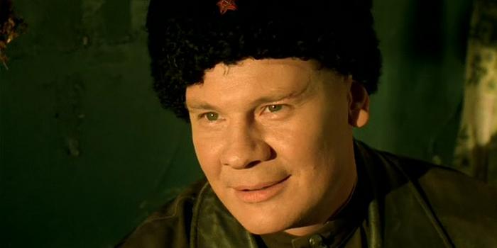 Персонаж из сериала По ту сторону волков (2002)