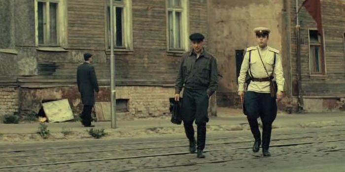 Сцена из фильма Забытый (2011)