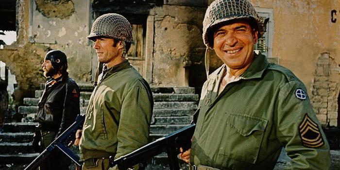 Главные персонажи из Героев Келли (1970)