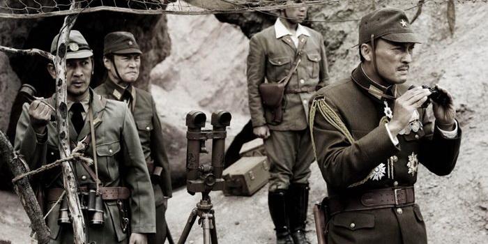 Персонажи из фильма Письма с Иводзимы (2006)