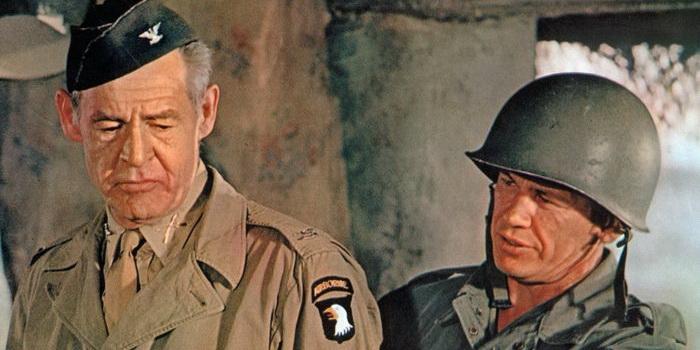 Актеры из Грязной дюжины (1967)