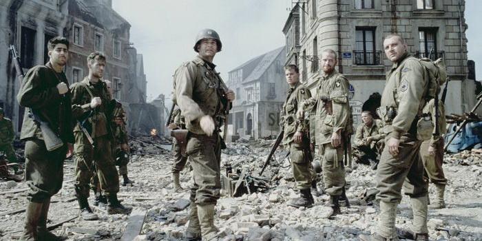 Фото к фильму Спасти рядового Райана (1998)