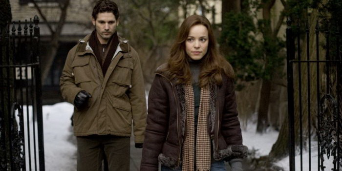 Персонажи из фильма Жена путешественника во времени (2009)