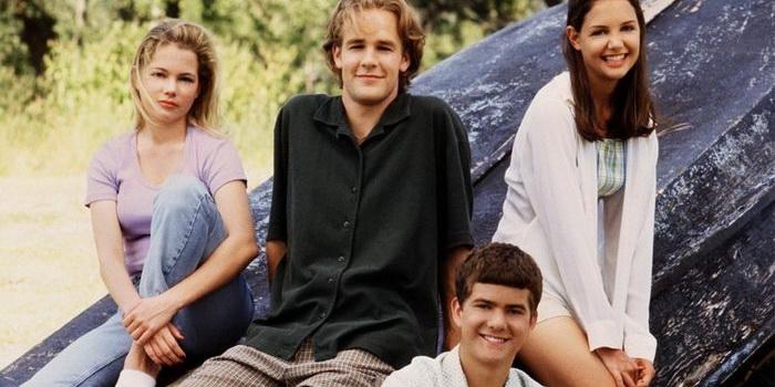 Актеры из сериала Бухта Доусона (1998)