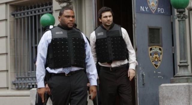 Персонажи из сериала Закон и порядок