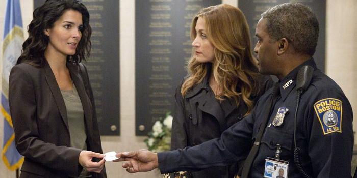 Персонажи из сериала Риццоли и Айлс (2010)