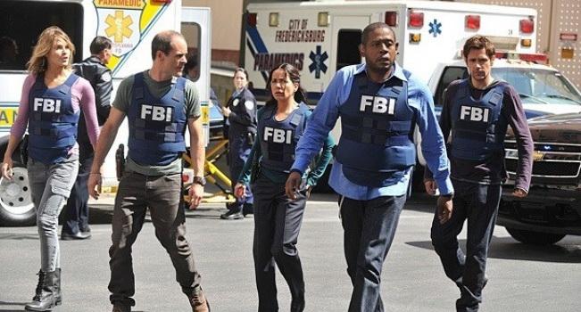 Сцена из детектива Мыслить как преступник: Поведение подозреваемого (2011)