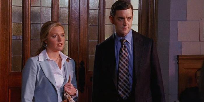 Кадр из сериала Ясновидец (2006)