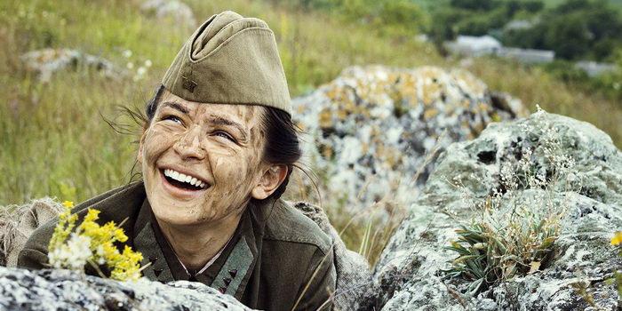 Героиня российского сериала Битва за Севастополь (2015)