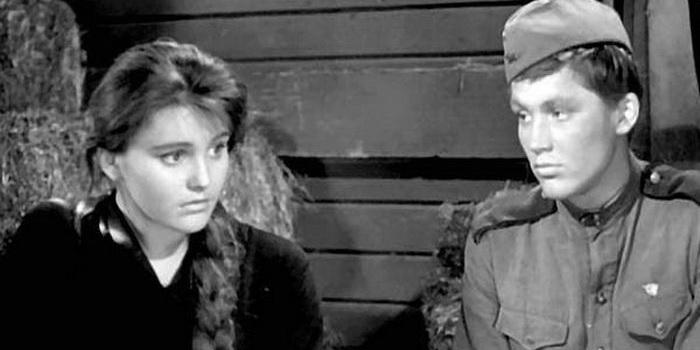 Главные герои из кино Баллада о солдате (1959)
