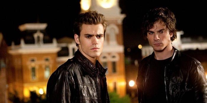 Картинка из сериала Дневники вампира (2009)