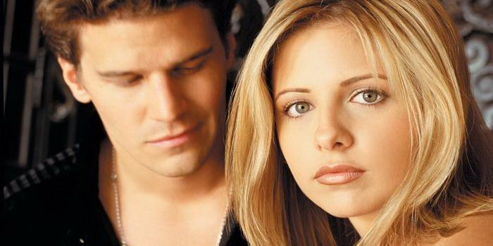 Актеры из Баффи – истребительница вампиров (1997)