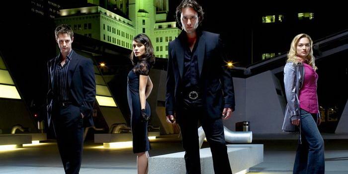 Кадр сериала Лунный свет (2007)