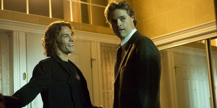 Персонажи из Кровавых связей (2006)