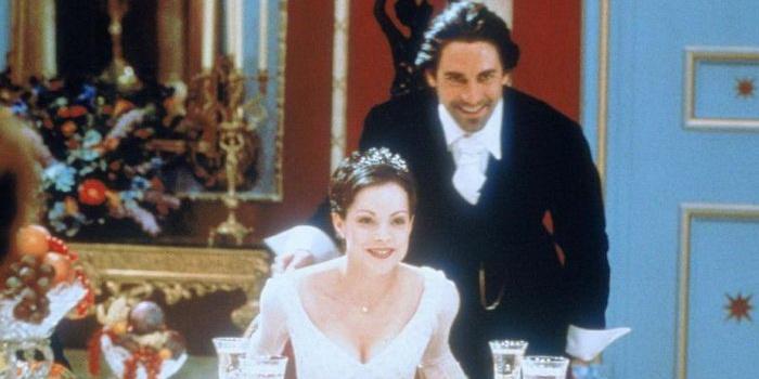 Герои из старого фильма Десятое королевство (1999)