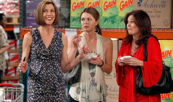 Актрисы из сериала Красотки в Кливленде (2010)