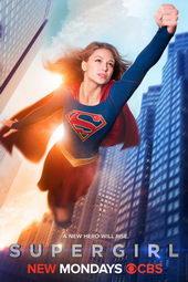 Плакат к сериалу Супердевушка (2015)
