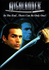 Плакат к сериалу Горец (1992)
