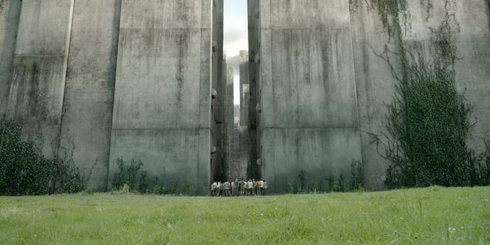 Кадр из фильма Бегущий в лабиринте (2014)