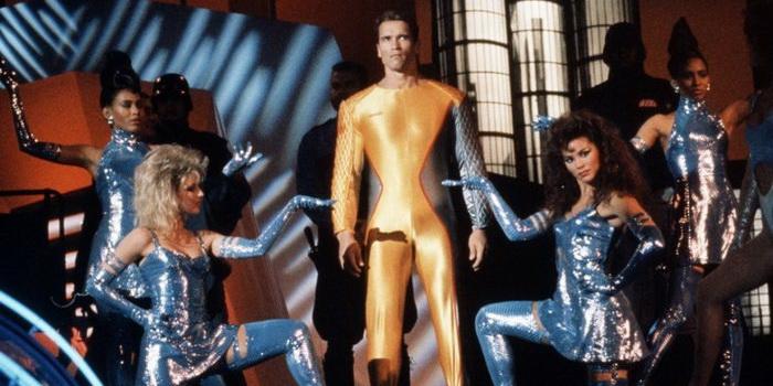 Кадр из фильма Бегущий человек (1987)