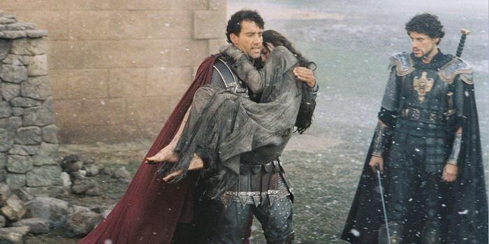 Постер из фильма Король Артур (2004)