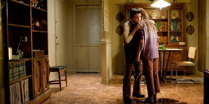 Сцена из кино Впусти меня. Сага (2010)