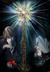Постер к сериалу Тетрадь смерти (2006)