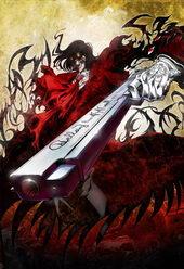 Плакат к аниме Хеллсинг: Война с нечистью (2001)