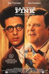 Постер из фильма Бартон Финк (1991)