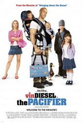 Плакат для комедии Лысый нянька: Спецзадание(2005)